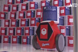 Робот-доставщик туалетной бумаги: новинки туалетных технологий на CES