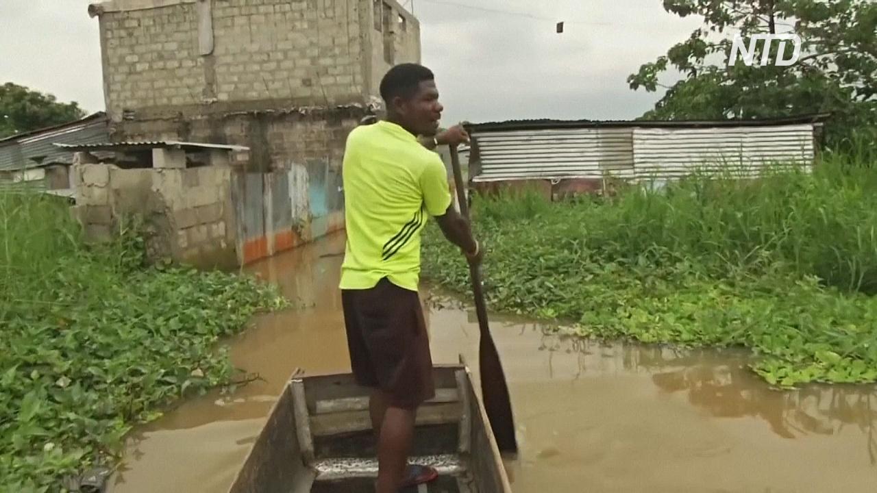 Наводнение в ДР Конго: «Может, нас Бог наказывает?»