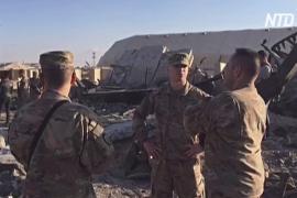 Как спасли военных во время обстрела базы США в Ираке
