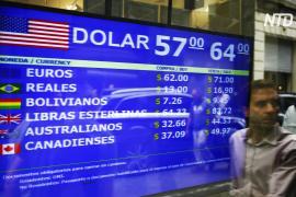 Инфляция в Аргентине в 2019 году выросла до рекордного уровня за 28 лет