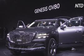 Премиальный бренд Genesis представил свой первый кроссовер GV80