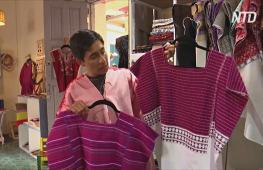 Дизайнер из народности цоцилей поедет на Неделю моды в Нью-Йорк