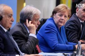 Саммит по Ливии в Берлине: стороны стремятся к политическому решению конфликта