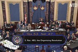 Республиканцы в Сенате США отклонили запросы демократов по импичменту