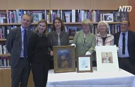 Германия вернула три картины потомкам еврейского коллекционера