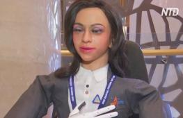 Индия отправит в космос робота-гуманоида с женским лицом