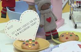 Выставка в Лондоне: игрушки, которые помогают стать добрее и думать о других