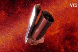 Орбитальный телескоп НАСА «Спитцер» прекращает работу и входит в состояние сна