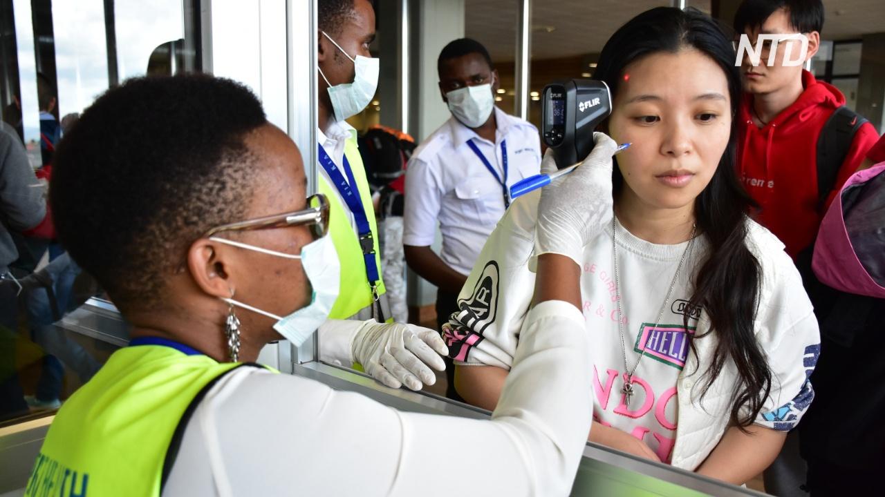 Страны продолжают регистрировать новые случаи коронавируса и приостанавливают полёты в Китай