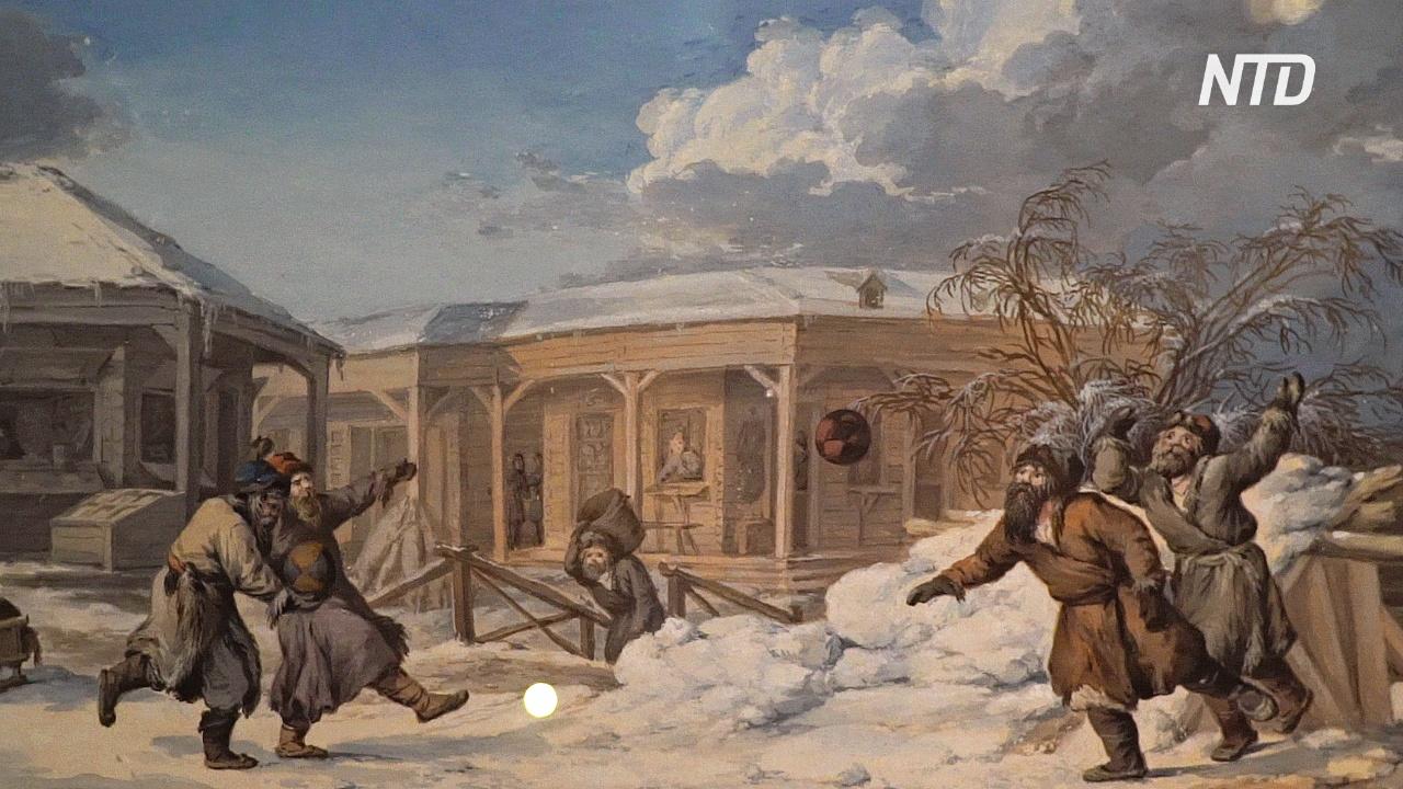 Как веселились на Руси? Выставка в Историческом музее в Москве