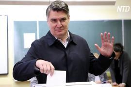 На выборах президента Хорватии победил оппозиционер Зоран Миланович