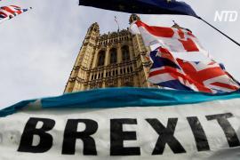 Британский парламент одобрил «брексит» 31 января