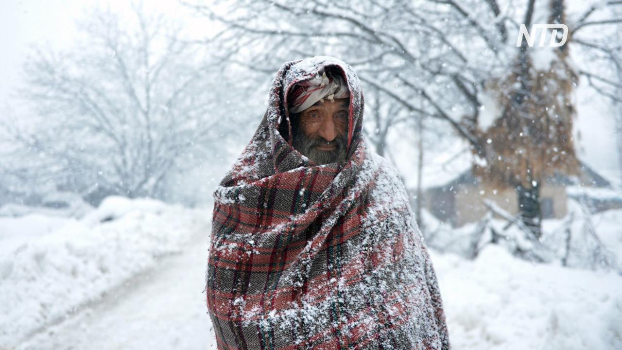 Более 80 человек погибли при сходе лавин в пакистанском и индийском Кашмире