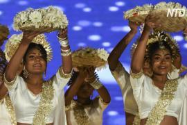 12 500 шриланкийских близнецов собрались вместе для мирового рекорда