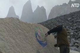 В Чили итальянскую туристку арестовали за вандализм