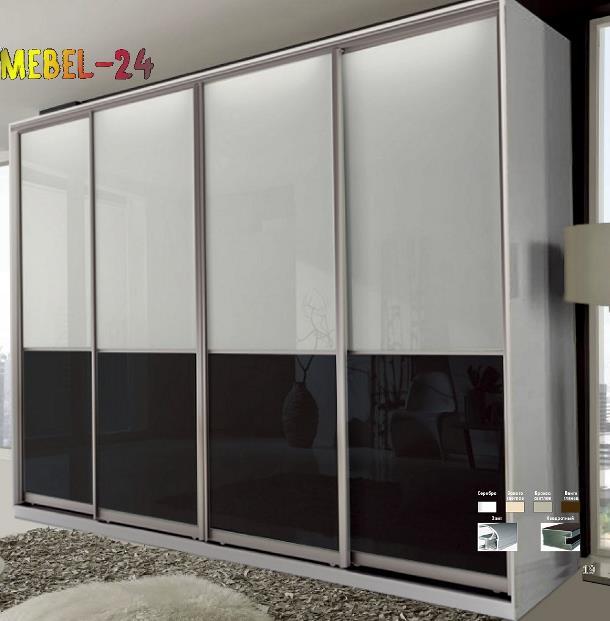 Шкафы-купе – фасады и рисунки