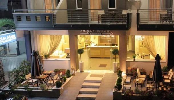 Отель Aqua Mare Bomo Club