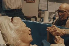 Супруги возрастом 208 лет на двоих отметили 80-ю годовщину свадьбы