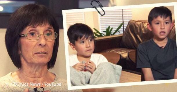 Как дети спасали бабушку от смерти