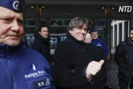 Бельгийский суд не решил судьбу экс-лидера Каталонии Карлеса Пучдемона