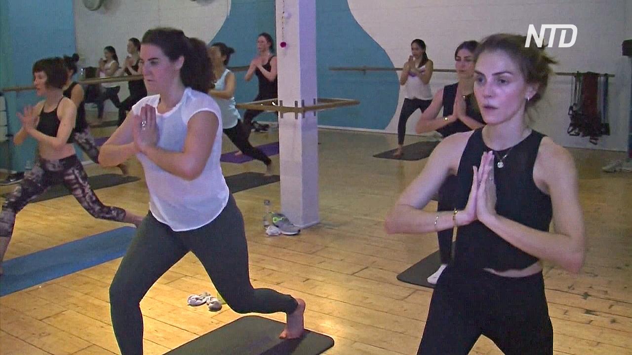 Фитнес 2020: сочетание йоги, балета и активных тренировок
