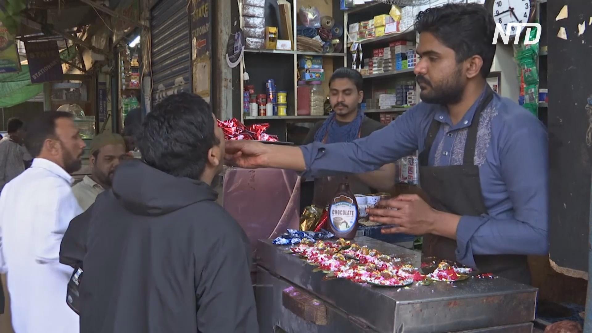 Врачи в Пакистане призывают не жевать бетель и гутху, вызывающие рак