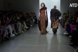 NYFW: Неделю моды открыла коллекция от Тадаси Сёдзи