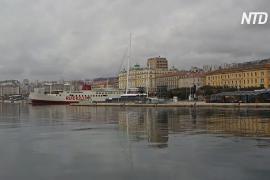 Риека – первый город в Хорватии, выбранный культурной столицей Европы