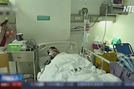 Число умерших от коронавируса превысило количество жертв SARS