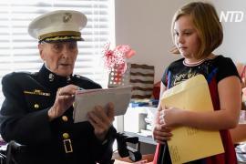 Операция «Валентинка»: 104-летнему ветерану пришло 70 тыс. писем