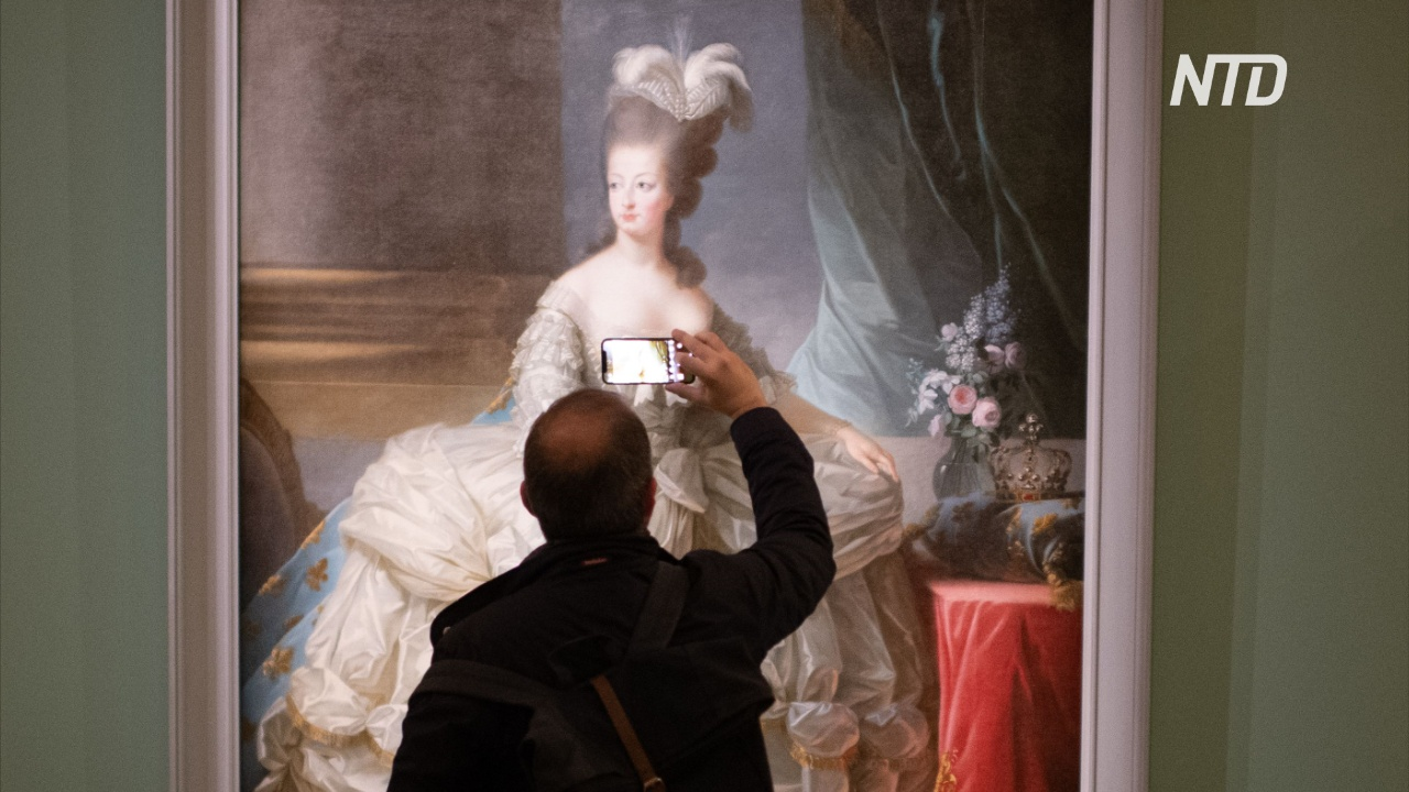 Наследие последней королевы Марии-Антуанетты показали в Париже
