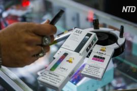 Производители электронных сигарет в США нашли лазейку в запрете