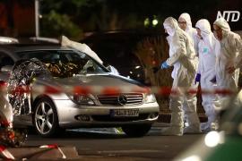 Стрельба в Германии: девять человек погибли, стрелок найден мёртвым