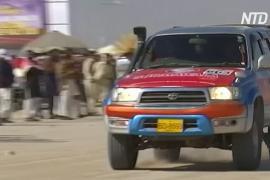 В Пакистане растёт популярность раллийных гонок на внедорожниках
