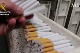 В Испании ликвидировали подземную фабрику, где делали сигареты и наркотики