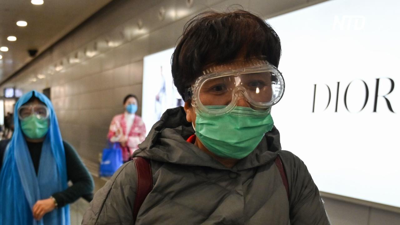 Франция опасается нехватки медицинских масок из-за возможной вспышки COVID-19