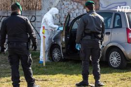 В Италии от коронавируса умер шестой пациент