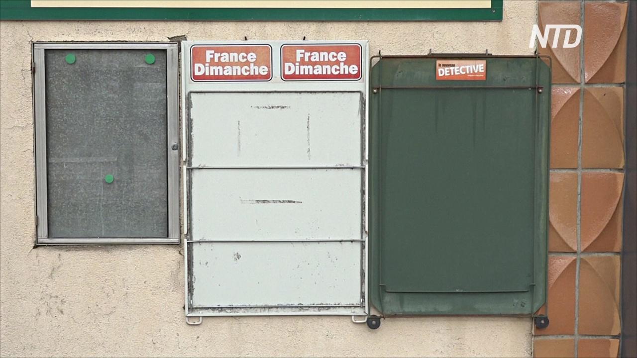 Некуда ходить: в городках ЕС снова открывают заброшенные кафе