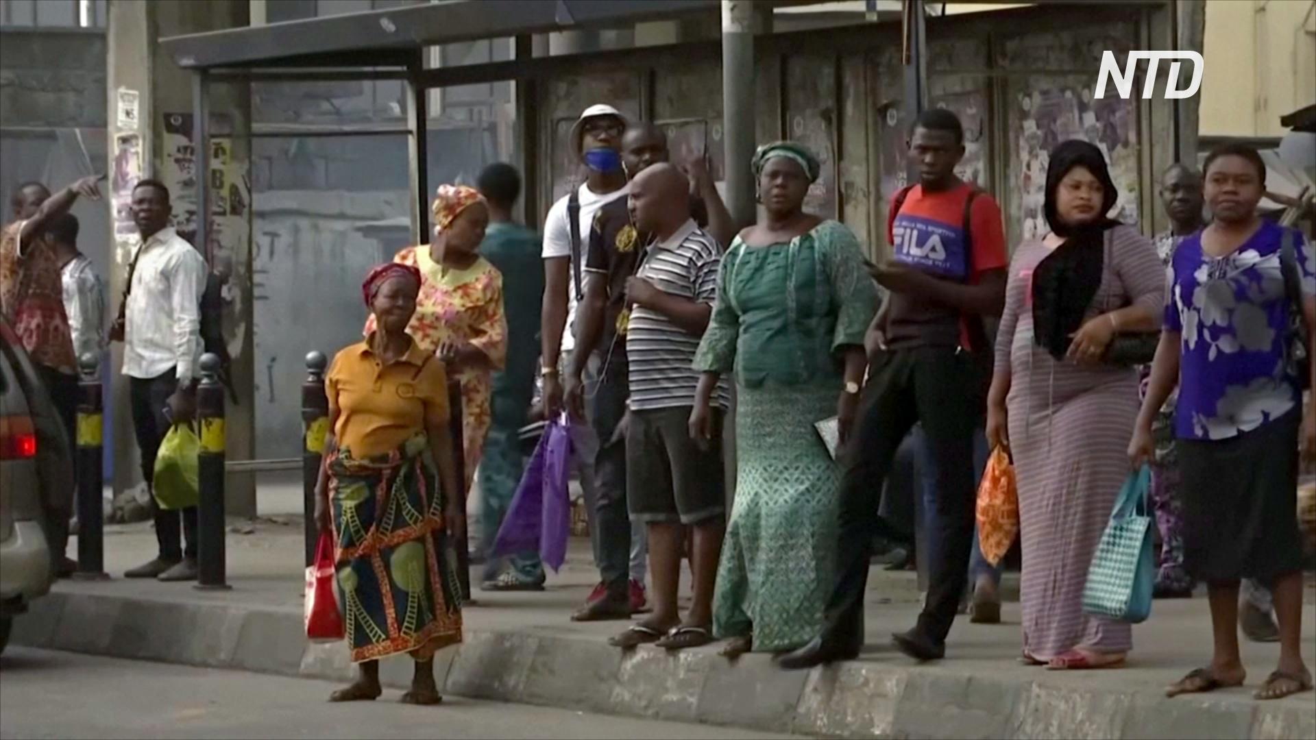 Жизнь без моторикш: жители Лагоса с трудом добираются до работы