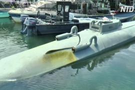 В Панаме перехватили судно с пятью тоннами кокаина