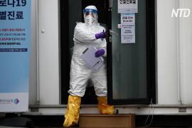 Южная Корея и США отменили военные учения из-за коронавируса