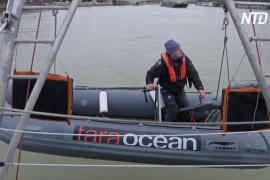 Исследование: реки Европы загрязнены микропластиком, который попадает в океан