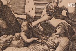 500 лет со дня смерти Рафаэля: в Берлине открылась выставка рисунков мастера