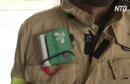 «Умный» датчик поможет пожарным оценивать опасность при тушении