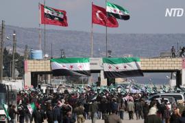 В Идлибе в результате авиаудара погибли 33 турецких военных