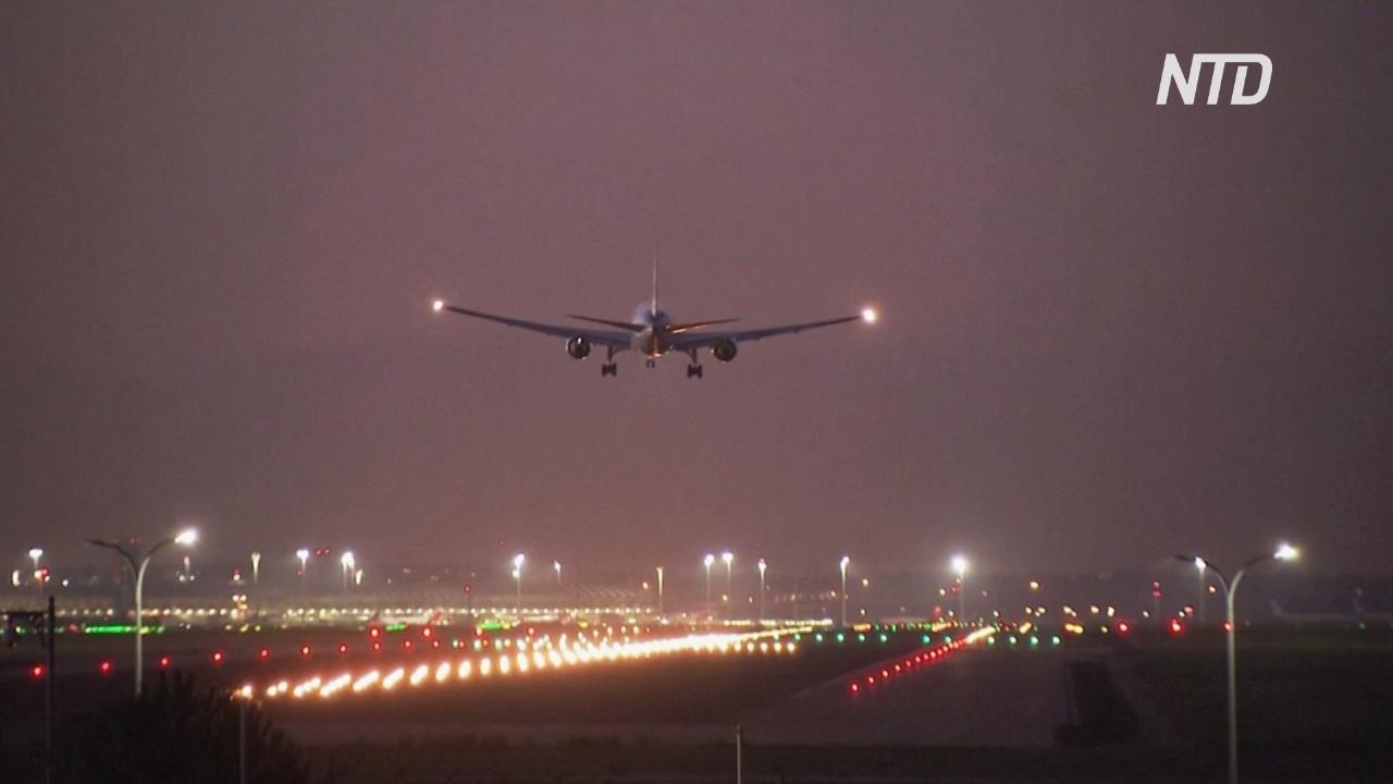 Пилот Air Canada безупречно посадил в Мадриде авиалайнер со сломанным шасси