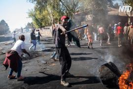 Смерть девочки из-за нехватки воды вызвала мятеж в ЮАР