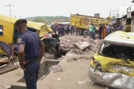 В страшном ДТП в столице ДР Конго погибли дети