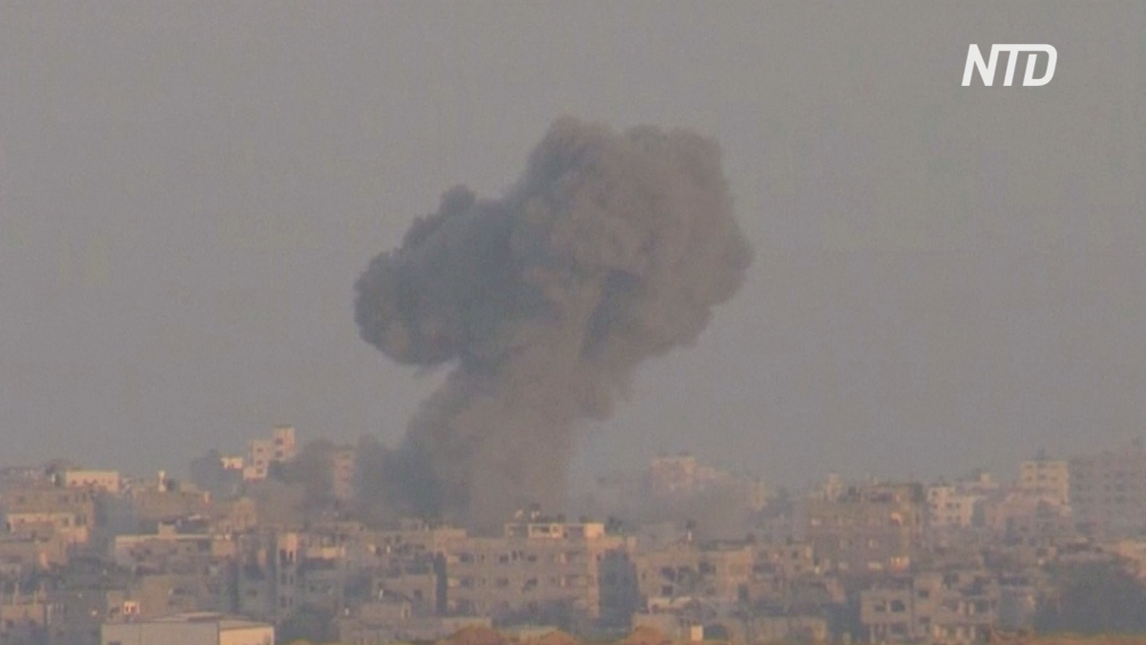 «Палестинский исламский джихад» выпустил десятки ракет в сторону Израиля