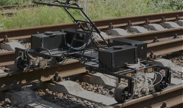 Дефектоскопия рельсов и железнодорожных путей